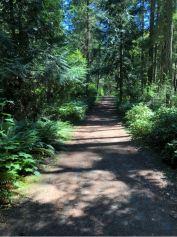 Robin Hill Farm County Park trail