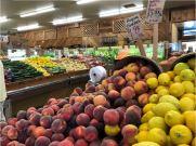 Luscious produce at Sunny Farms in Carlsborg